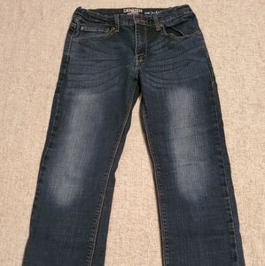 Denizen from Levi's Bottoms - Levi's Denizen 218 jeans slim straight 16 regular